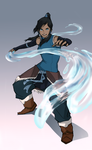 Korra by Tiffany-Tees