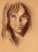 The Hobbit - Kili by Boeli
