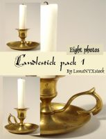 candlestick pack - 01 by LunaNYXstock