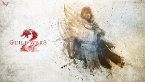 guild wars 2 HQ wall paper by LSPGFX