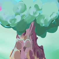 Mystical Tree by theasyname