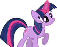 Twilight Sparkle: Magical by ShiningWingPony