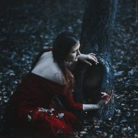 Hiding-place by NataliaDrepina