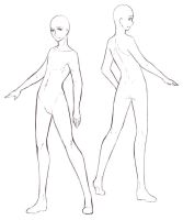 2014 Fashion Base - Male - NO COMMERCIAL USE !! by rika-dono