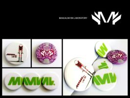 MNL - Misc Pins by blackcultus