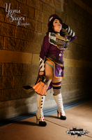 Mad Moxxi - Borderlands 2 by MagicYuu