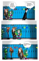 Hero high S1 ep01 The lockers 06 by Lady--knight