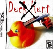 Duck Hunt fake 4 DS by Janus-Rakeldant