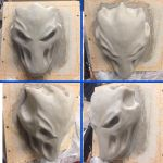 Terror Mask WIP by mc-Jameson