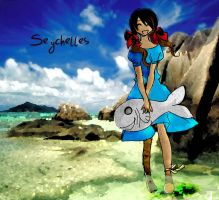 Seychelles by JennifferRiddle