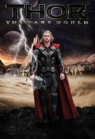 Thor: The Dark World by ToHeavenOrHell