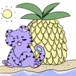 And the Giant Pineapple by pinalapple