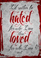 Rather-be-hated-v2-by-sinner1g by sinner1g