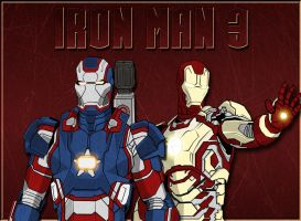 Iron Man 3 by tremor209