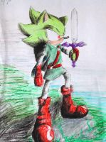 Super sonic link request by MinaGirl17