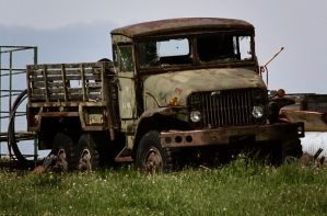 Very Old Truck by TearsofEndearment