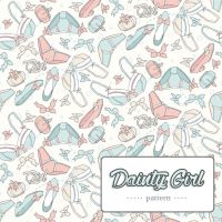 Dainty Girl Pattern by Cinnamoron