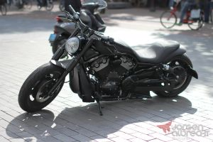 Harley Davidson - Black Beast by iNternBe
