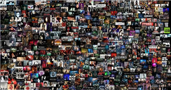 Bands Collarge by Gurtrude2010