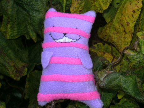 Cheshire Cat by PlushiesRock