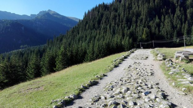 Road to Giewont pt.2, Poland by Reselsky