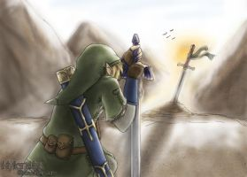 Never Let Go by Hylian-Link