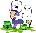 undertale by palestdeer