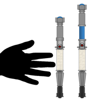 My Sonic Screwdriver by JediArtisan