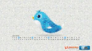 Wallpaper Calendar July 2010 by cheth