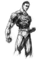 Conner Kent AKA Superboy by akb-316