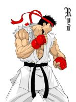 Ryu by raphipl