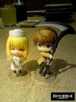 DN: Misa and Raito Yagami 3 by ILICarrieDoll