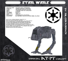 Star wars AT-PT by Milosh--Andrich