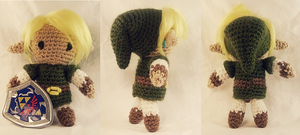 Little Hylian Dude by RainbowReverie