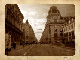 street of Reims by SeiMissTake