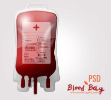 Blood Bag - inventlayout.com by atifarshad