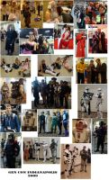Gen Con 2009 Collage by RBL-M1A2Tanker