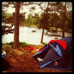 Camping in Sweden by Musse71