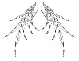 Angel Wings 001 by EverlastingLace