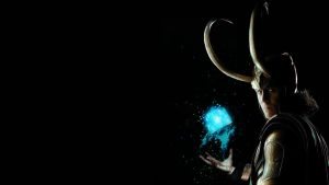 Loki- Tesseract Wallpaper by stak1073