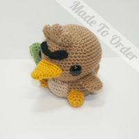 Farfetch'd by Heartstringcrochet