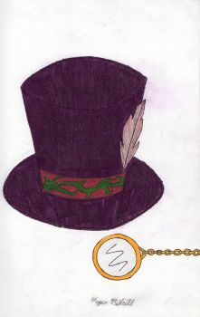 Top Hat by trainsgirl13