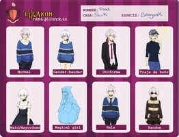meme de disfraces Todd by laql13