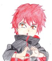 sasori by yvelise