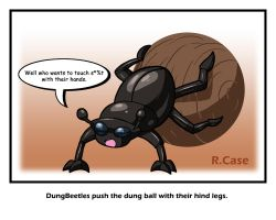 Insect Comic 4 by rongs1234