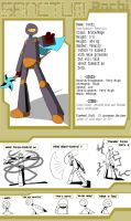 Sanctum Reference - Pochi by Sword-Demon