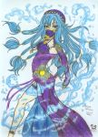 Aqua Dance Levy - color by MistyQue