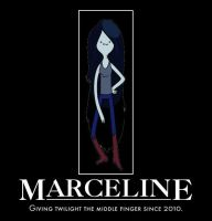 Marceline Motivational by jswv