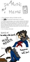 Da Music meme of awesomeness by Dan-Fortesque