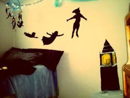 PeterPan by JessieeX3